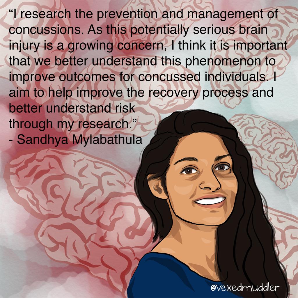 Sandhya Mylabathula image by The Vexed Muddler